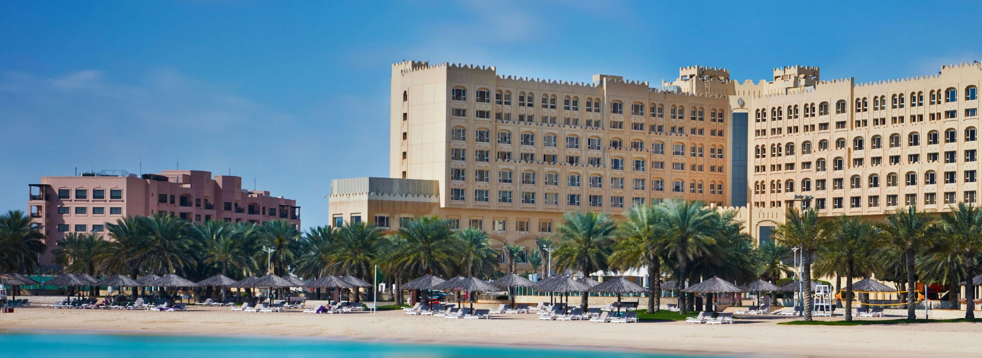 Intercontinental Hotel Doha, Qatar